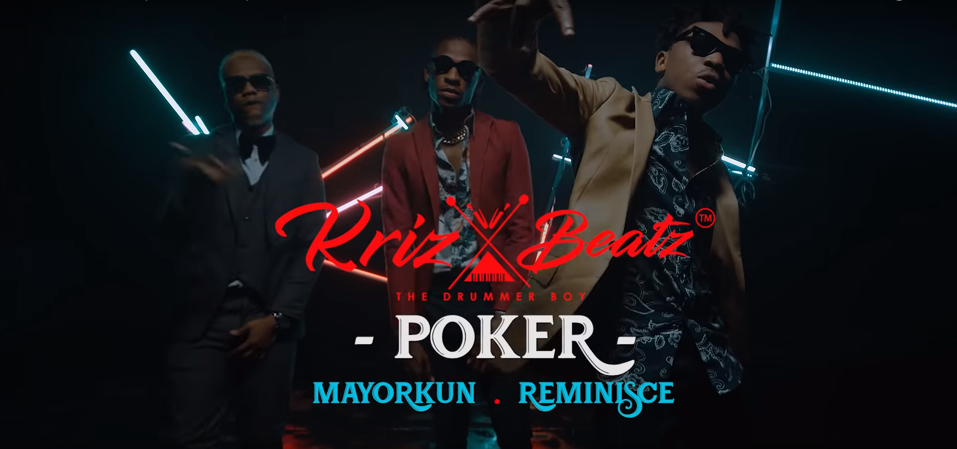 Download Mp4: KrizBeatz ft  Mayorkun & Reminisce – Poker