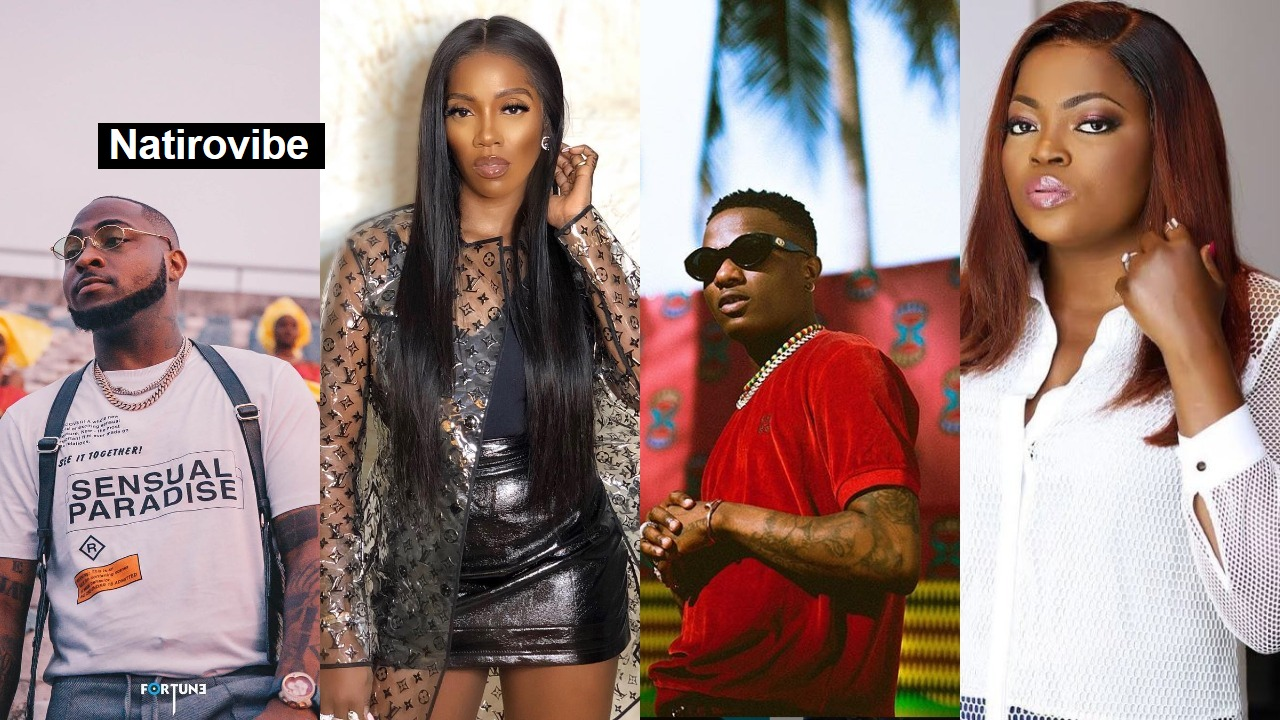 Top Ten Most Followed Nigerian Celebrities on Instagram in 2019